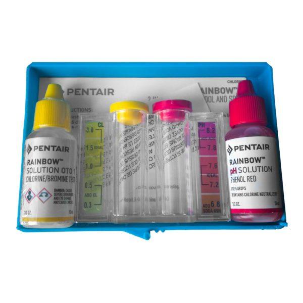 Analizador ph y cloro Pentair Rainbow