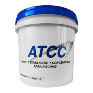 Cloro Pastillas 3 Pulgadas ATCC