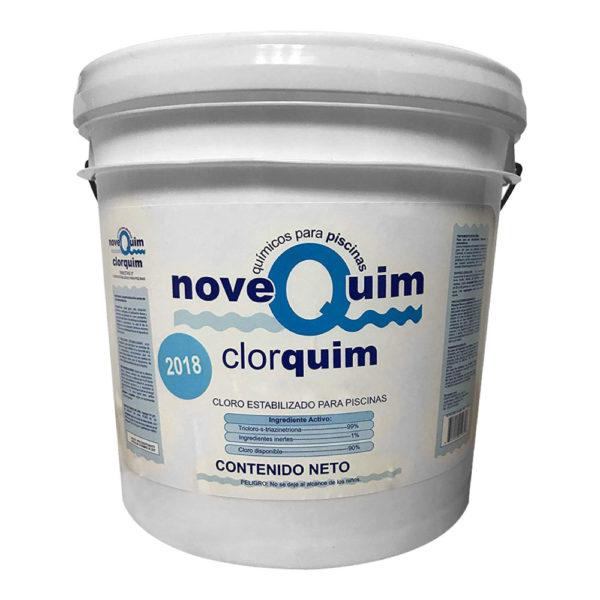 Clorquim Pastillas 3 pulg Novequim