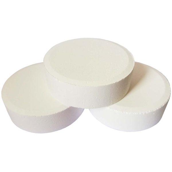 Cloro para Alberca pastillas 3 pulgadas