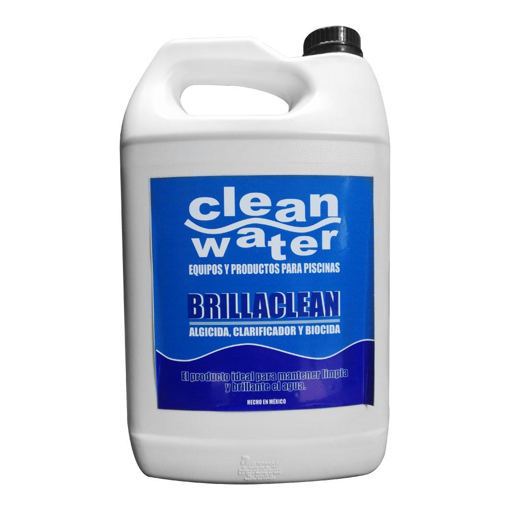 Abrillantador BrillaClean Cleanwater