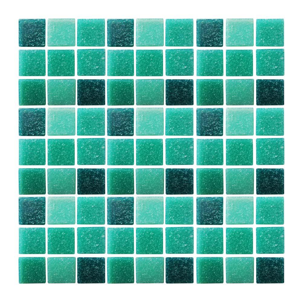 Azulejo Veneciano Diamond Mezcla River Wave Mosaico 2x2cm