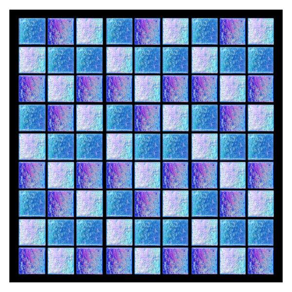 Azulejo para Piscina Vetro venezia Brillare Mezcla Sassari 2x2cm