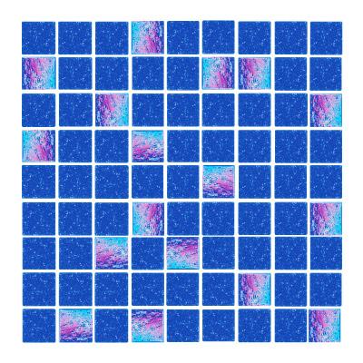 Azulejo para Piscina Stella Mezcla Sassari 2x2cm