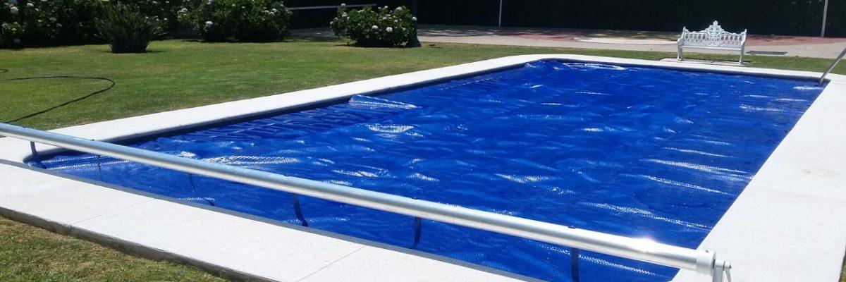 cubierta de burbujas térmica para piscina